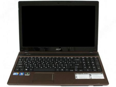Acer aspire 5742G Core i5 2,53GHz,500Гб,4Гб,Radeon HD5470,Wi-Fi