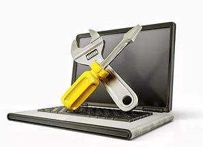 Ремонт ноутбуков, ПК с заменой чипов и матриц